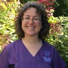 Headshot of Christine Braun from Mill Bay Veterinary Hospital