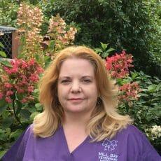 Headshot of Darlene Loptson from Mill Bay Veterinary Hospital